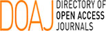 DOAJ Directory Of Open Access Journals